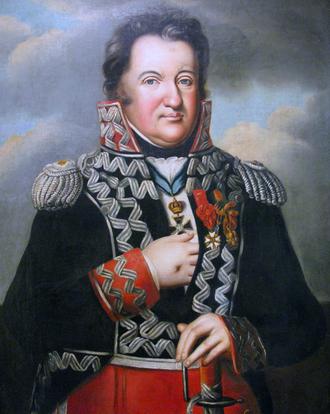 Jan Henryk Dąbrowski - Image: Jan Henryk Dąbrowski 1