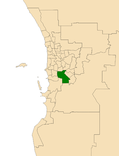 Electoral district of Jandakot state electoral district of Western Australia