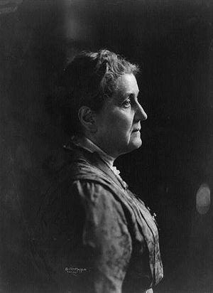 English: American social reformer, Jane Addams