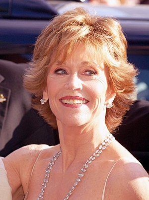 300px Jane Fonda Cannes nineties Jane Fonda Tells Veterans Planning to Boycott The Butler to Get a Life