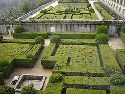 Jardín de Palacio.