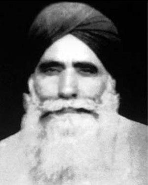 Teja Singh Akarpuri - Image: Jathedar Teja Singh Akarpuri