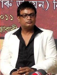 Jatin Bora Indian actor