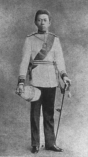 Jayanta Mongkol - Prince Mahisara Rajaharudaya