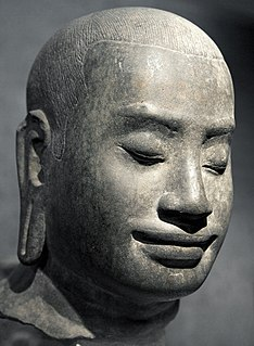 Jayavarman VII Cambodian king, considered by historians to be the most powerful Khmer monarch of all time