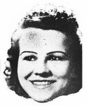 Jayne Walton Rosen - Jayne Walton Rosen in a 1942 advertisement
