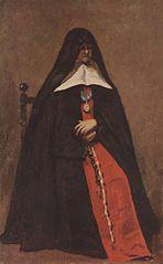 Mère Marie-Héloïse des Dix Vertus, Mother Superior of a convent in Boulogne-sur-Mer