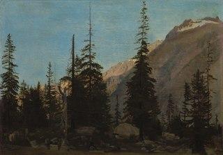 Alpine Landscape:  The Handegg, Switzerland (1980.262)