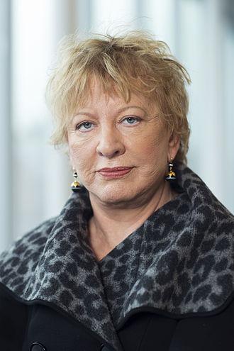 Jeanette Bonnier - Jeanette Bonnier in 2013