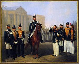 Volinsky Regiment - Image: Jebens 151 lgv volynskij polk