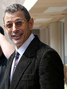 Jeff Goldblum, l'interprète de Ian Malcolm.