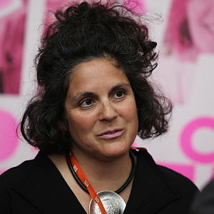 Jennifer Baichwal - Baichwal at the Karlovy Vary Film Festival, 2009