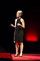 Jennifer Robinson onstage at TEDxSydney 2013 (8719848778).jpg