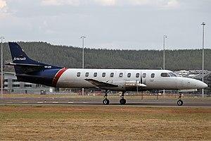 Jetcraft Aviation Fairchild SA227-AC Metro III CBR Gilbert.jpg