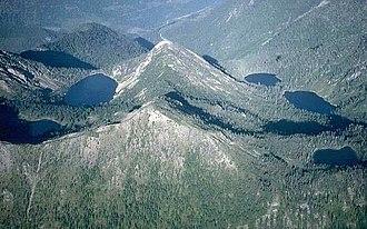 Jewel Basin - Image: Jewel Basin