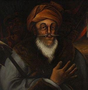 Jazzar Pasha - Portrait of Jazzar Pasha, 1775