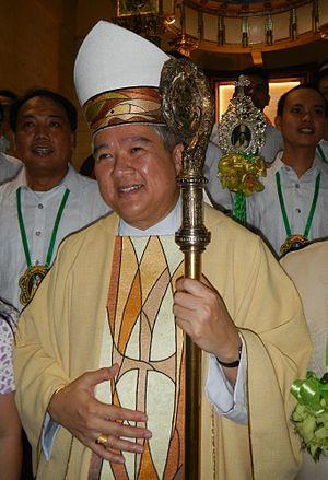 Diocese of Balanga - Image: Jf St Augustine 4243BPatronales Baliuagfvf 32
