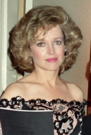 Jill Eikenberry - Eikenberry at the 41st Emmy Awards, September 1989