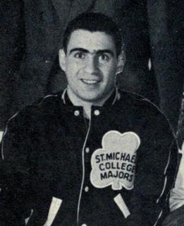 Jim Gregory (ice hockey) Canadian ice hockey general manager