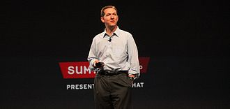 Jim Whitehurst - Jim Whitehurst keynote at the Red Hat Summit in 2010