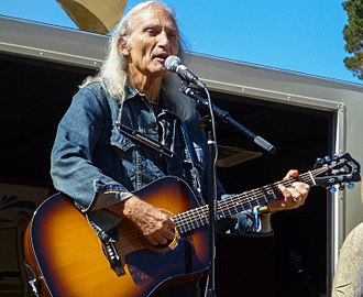 Jimmie Dale Gilmore - Gilmore performs at the 2014 Hardly Strictly Bluegrass festival.