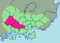 Jinju-Sancheong Map.png
