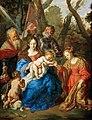 Joachim von Sandrart - Mystische Verlobung der Hl. Katharina (KHM).jpg