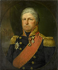 Portrait of Rear-Admiral Job Seaburne May