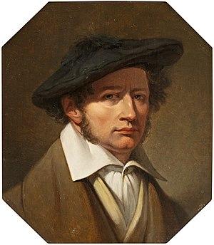 Johan Gustaf Sandberg - Self-portrait (date unknown)