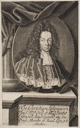 Johann Christian Lehmann