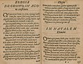 Johann Major - Elegia de Christo, in agone constituto.jpg