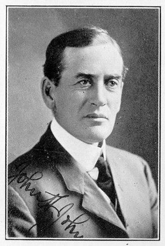 1908 Democratic National Convention - Image: John Albert Johnson