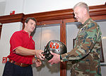 John Lynch and Gen Charles R. Holland at MacDill AFB 2003.jpeg