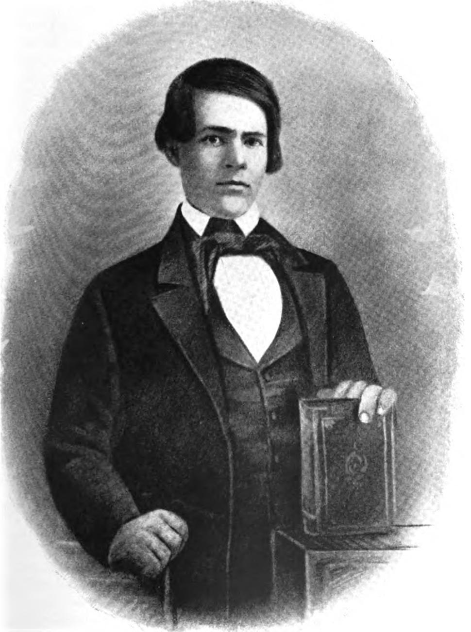 John Sherman age 19