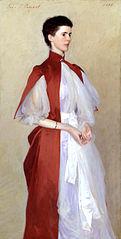 Mrs Robert Harrison