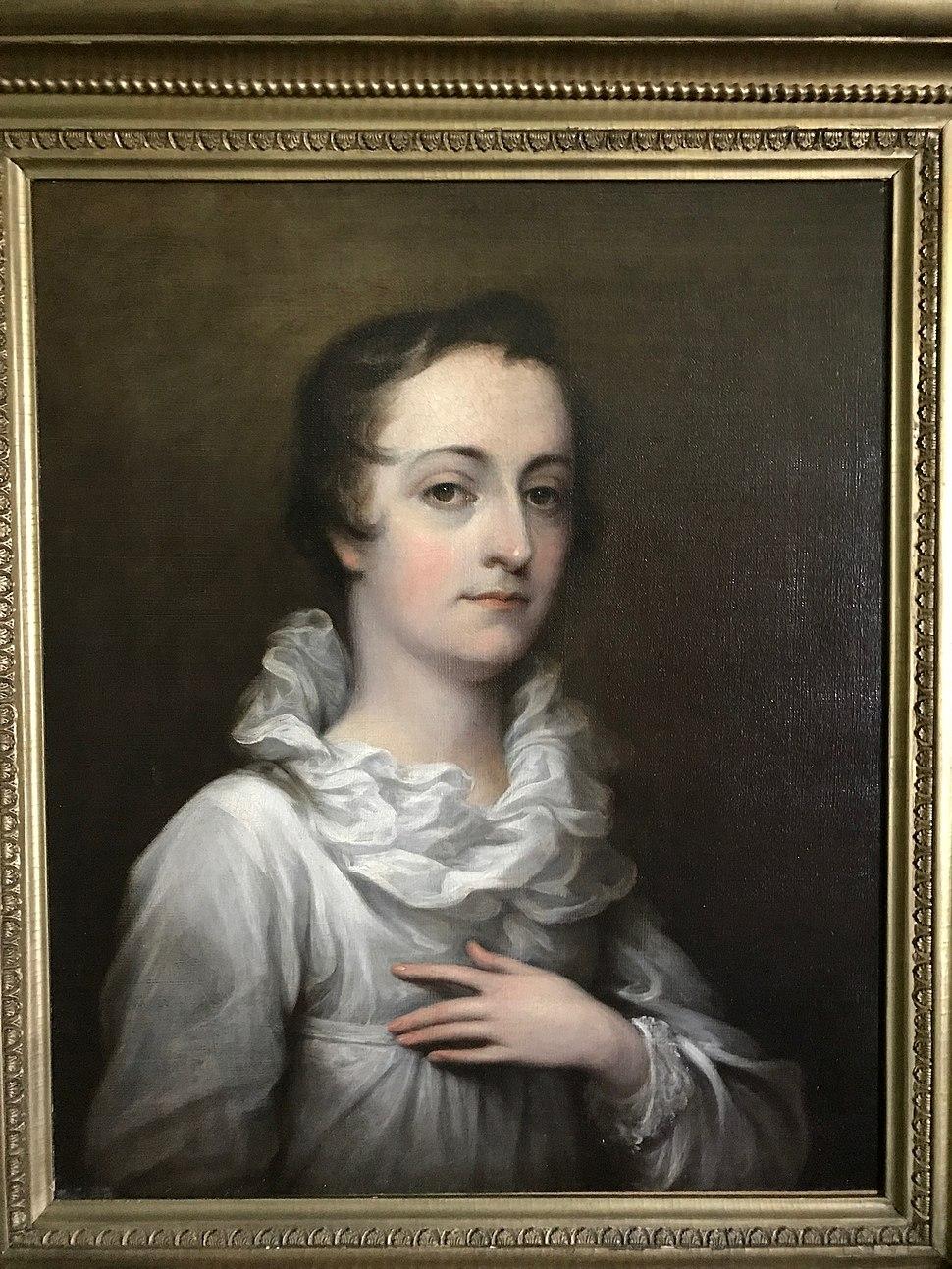 John Trumbull, Lady in White
