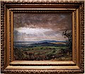 John constable, hampsted heath, guardando verso harrow, 1821 ca.jpg
