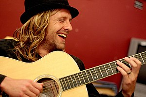 Jon Foreman in April 2008