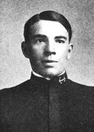 Jonas H. Ingram - Jonas H. Ingram as a United States Naval Academy midshipman