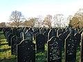 Joodse Begraafplaats Muiderberg Graeber2.JPG