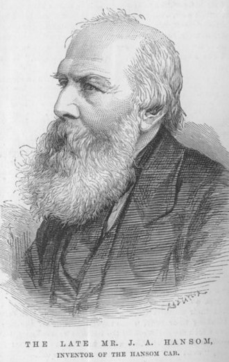 Joseph Hansom - Joseph Aloysius Hansom