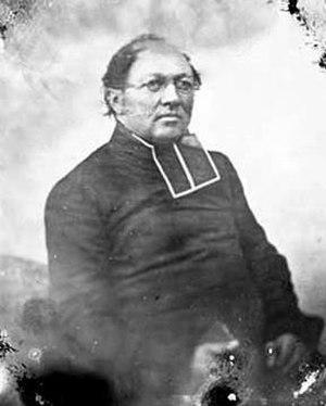 Joseph Crétin - Joseph Crétin circa 1850