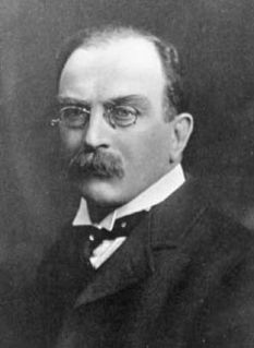 Joseph Larmor Irish physicist and mathematician