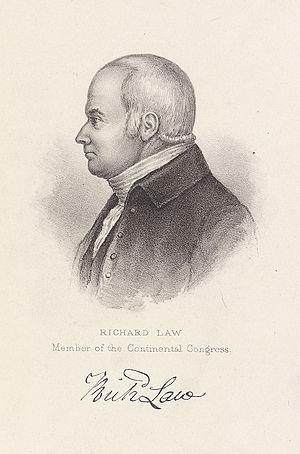 Richard Law (judge) - Richard Law.