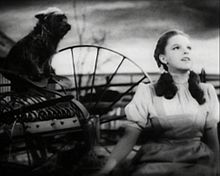 Description de l'image Judy Garland Over the Rainbow 2.jpg.