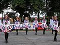 Jumelage Bressuire-Lexlip (danseuses Fête celtique à Bressuire).jpg