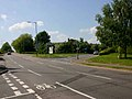 Junction of The Ridgeway and A422 Alcester Road - geograph.org.uk - 1884655.jpg