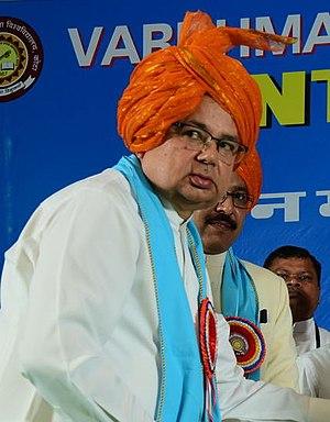 Dalveer Bhandari - Justice Dalveer Bhandari (in front)