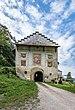Köttmannsdorf Hollenburg Burganlage Torturm Scheinfassadenarchitektur 13072018 3882.jpg