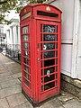 K6 telephone kiosk, Chilworth Street, 2018 (2).jpg